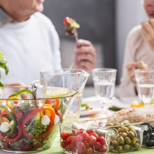 Jedzte zdravo – telo bude spokojné
