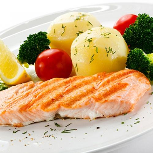 Rámcový jedálniček pre diabetickú diétu 3